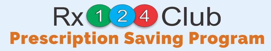 Rx124 Prescription Savings Program