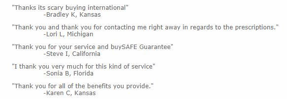 A Few On-Site Customer Accounts
