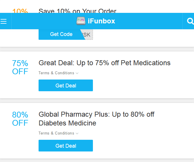 Photo of Global Pharmacy Plus discount coupons