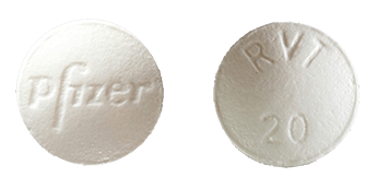 Many sildenafil 20 mg tablets, including brand-name Revatio, will look like round white pills