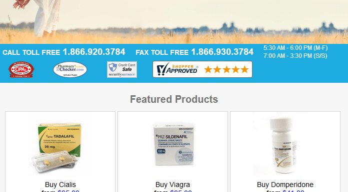 Canada Pharmacy Online Reviews: Offering Cheap Medications to International Customers
