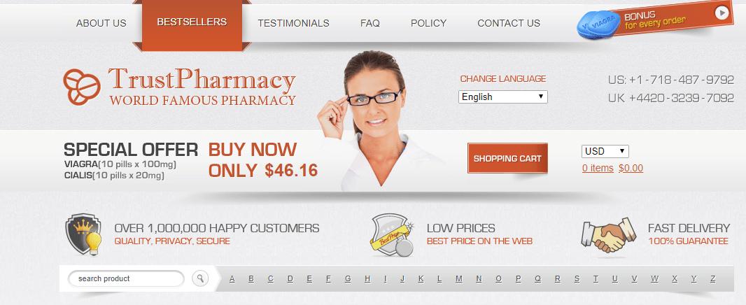 Trust Pharmacy Online