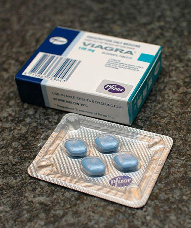 Viagra 100 mg Tablets from Pfizer