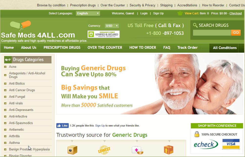 Safe Meds for All
