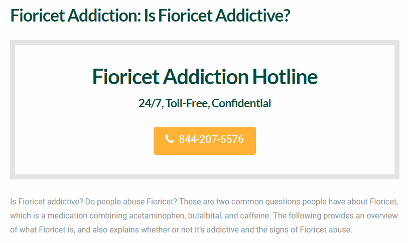 An Article that comes with Confidential Help for those Addicted