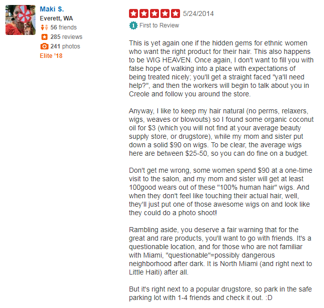 A1 Beauty Supply Review