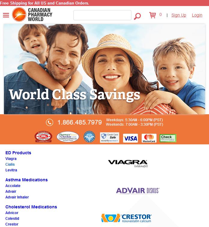 Drug World Canada