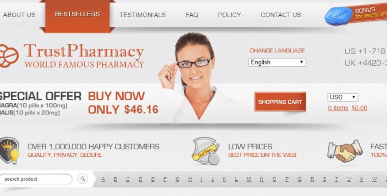 Trust Pharmacy Online: Canada's Top Online Pharmacy