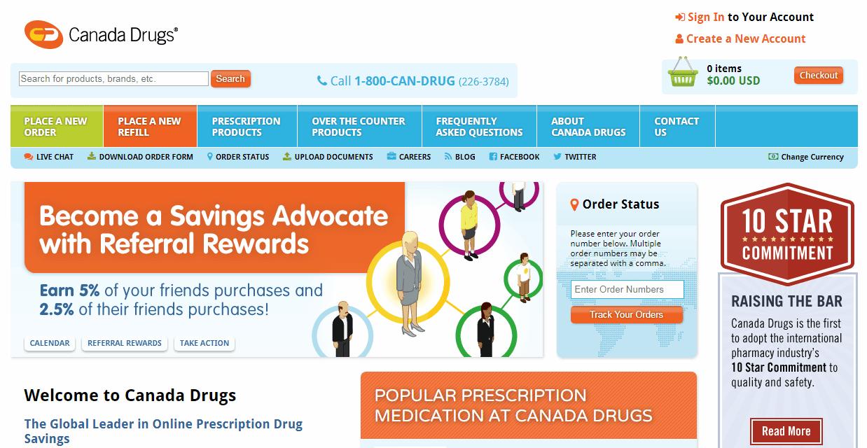 Pharmacy Online Canada