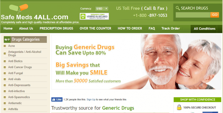 Safe Meds for All: An Affordable Pharmacy with Positive Reviews