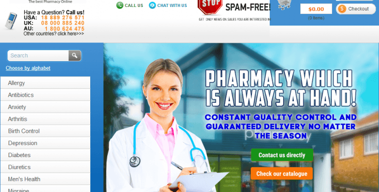 Medstore Online Reviews: Supplying Prescription Medication at Cheap Prices