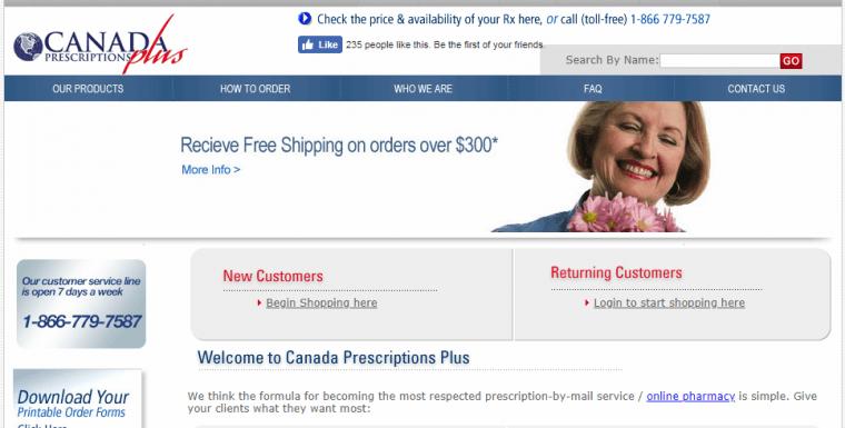 Canada Prescriptions Plus: Find Great Online Medications