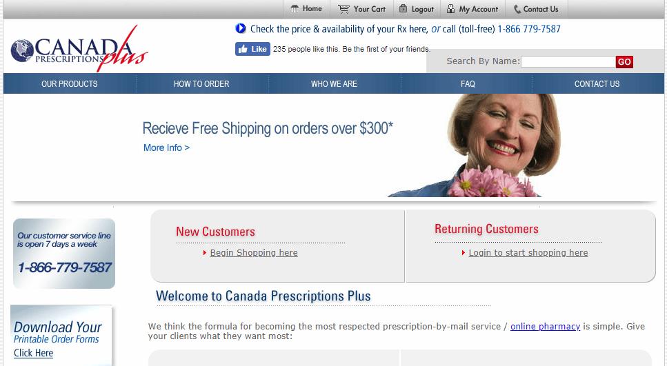 Canada Prescription Plus