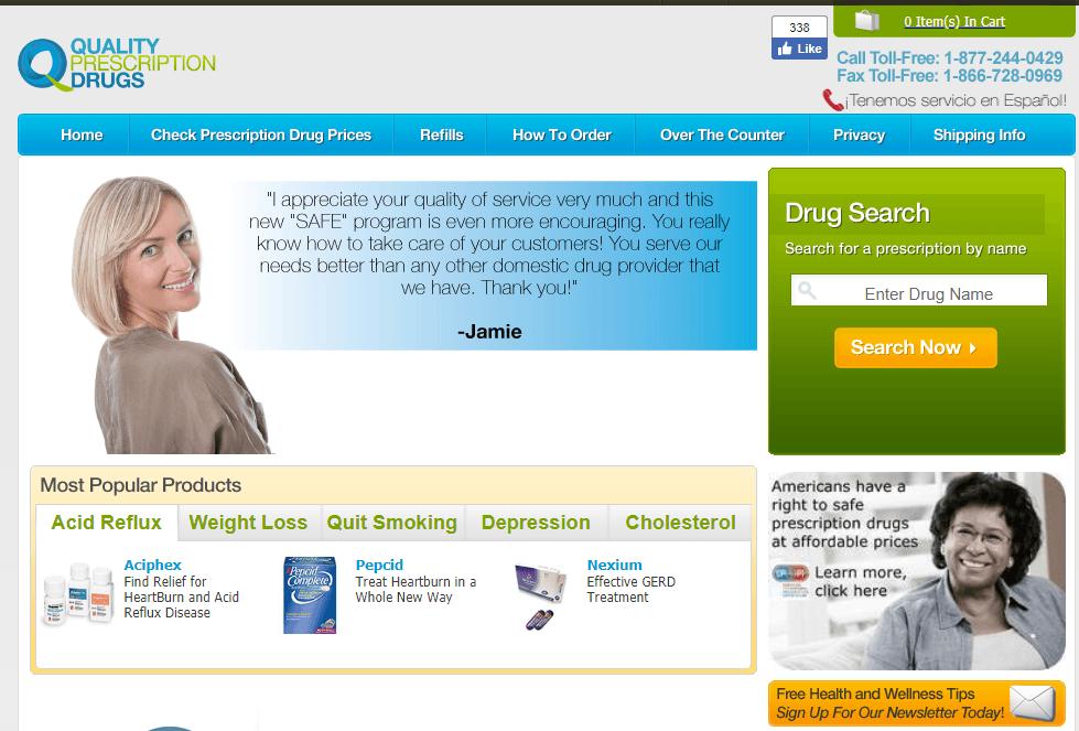Quality Prescription Drugs Review