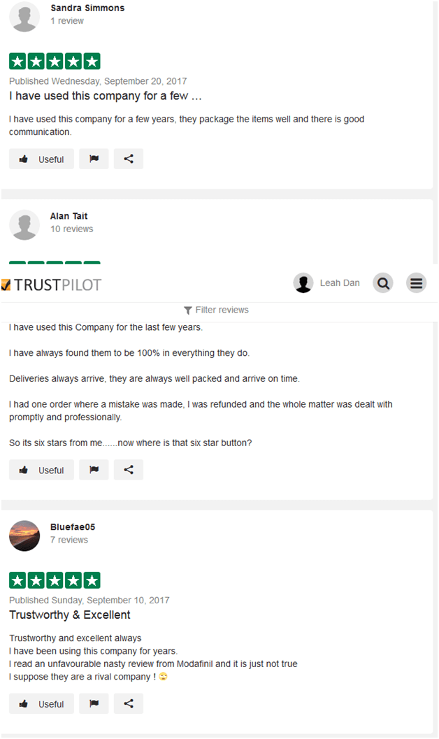 United Pharmacies Customer Reviews